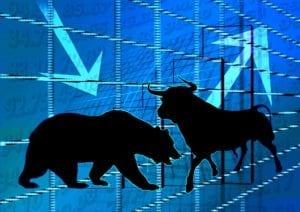 Stocks have volatility/risk